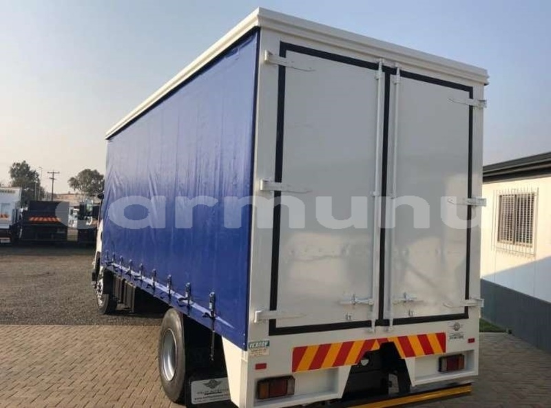 Big with watermark isuzu truck curtain side ftr850 fitted with curtainside body 2016 id 64164247 type main