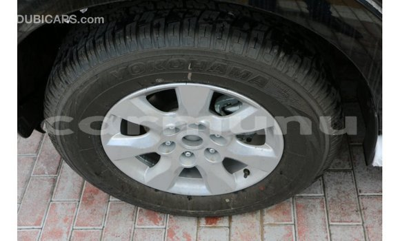 Acheter Importé Voiture Mitsubishi Pajero Noir à Import - Dubai, Région de la Bouenza