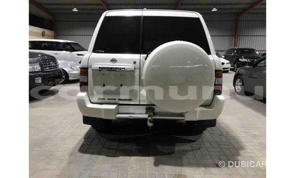 Acheter Importé Voiture Nissan Patrol Blanc à Import - Dubai, Région de la Bouenza