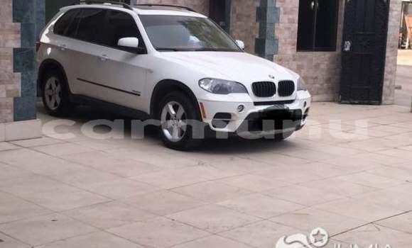 Acheter Occasion Voiture BMW 5–Series Blanc à Brazzaville, Commune de Brazzaville