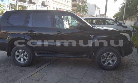 Acheter Occasion Voiture Toyota Land Cruiser Prado Noir à Pointe–Noire, Région du Kouilou