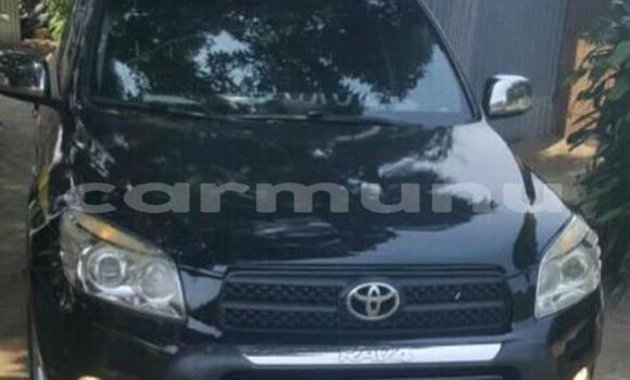Acheter Occasions Voiture Toyota RAV4 Noir à Brazzaville au Commune de Brazzaville