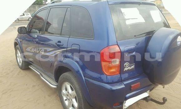 Acheter Occasion Voiture Toyota RAV4 Bleu à Brazzaville, Commune de Brazzaville