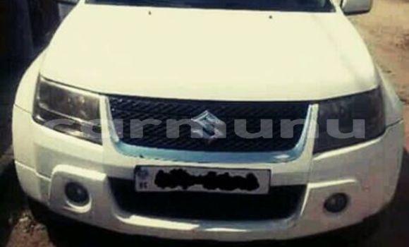 Acheter Occasions Voiture Suzuki Grand Vitara Blanc à Pointe-Noire au Région du Kouilou