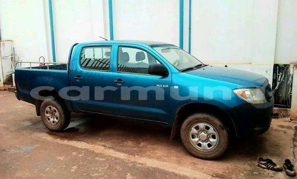 Acheter Occasion Voiture Toyota Hilux Bleu à Brazzaville, Commune de Brazzaville