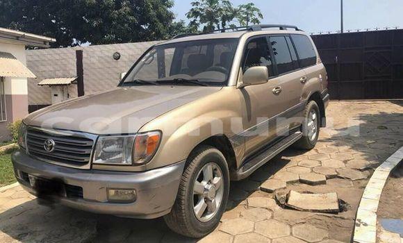 Acheter Occasion Voiture Toyota Land Cruiser Beige à Pointe–Noire, Région du Kouilou