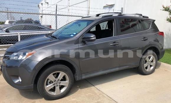 Acheter Occasion Voiture Toyota RAV4 Noir à Brazzaville, Commune de Brazzaville