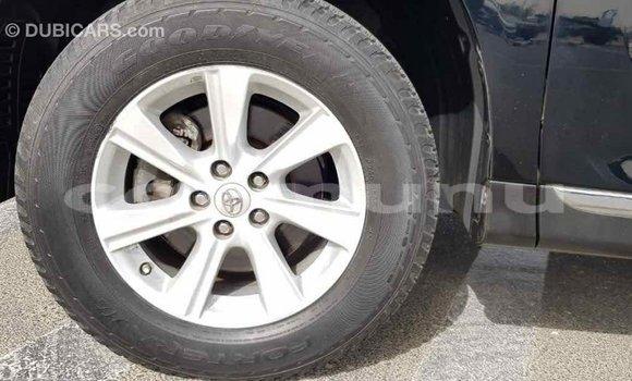 Acheter Importé Voiture Toyota Highlander Noir à Import - Dubai, Région de la Bouenza