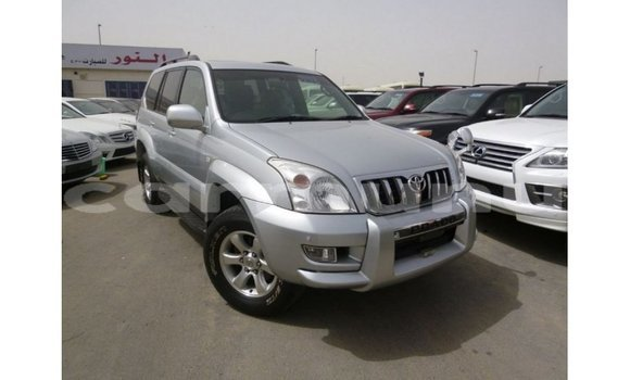 Medium with watermark toyota prado region of bouenza import dubai 2744