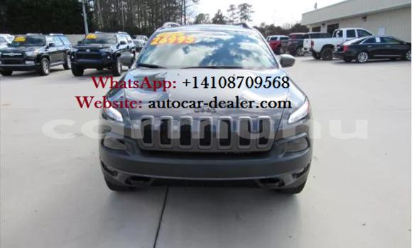 Acheter Occasion Voiture Jeep Cherokee Gris à Brazzaville, Commune de Brazzaville