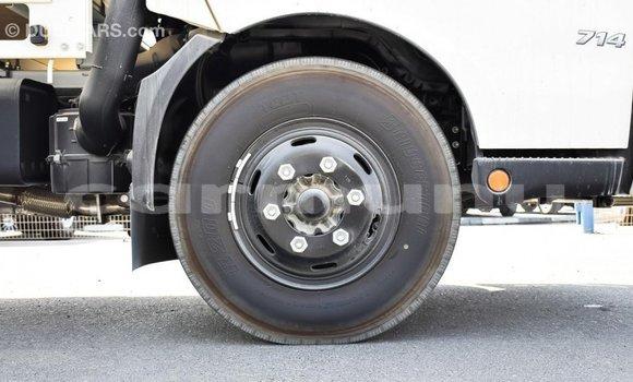 Acheter Importé Utilitaire Hino 300 Series Blanc à Import - Dubai, Région de la Bouenza