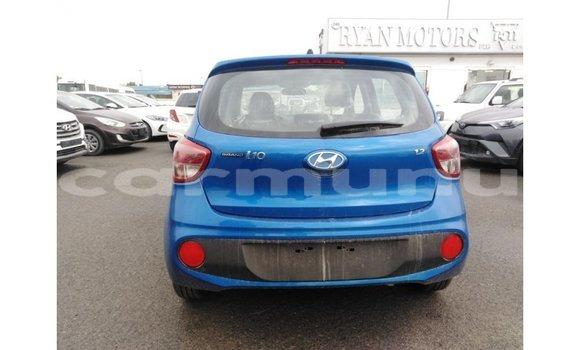 Acheter Importé Voiture Hyundai i10 Bleu à Import - Dubai, Région de la Bouenza