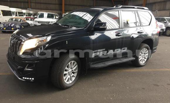 Acheter Occasion Voiture Toyota Land Cruiser Prado Beige à Brazzaville, Commune de Brazzaville