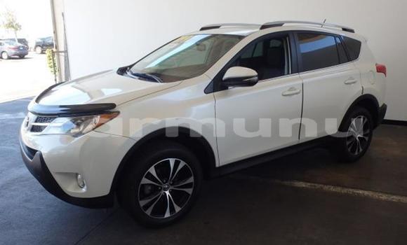 Acheter Occasion Voiture Toyota RAV4 Vert à Brazzaville, Commune de Brazzaville