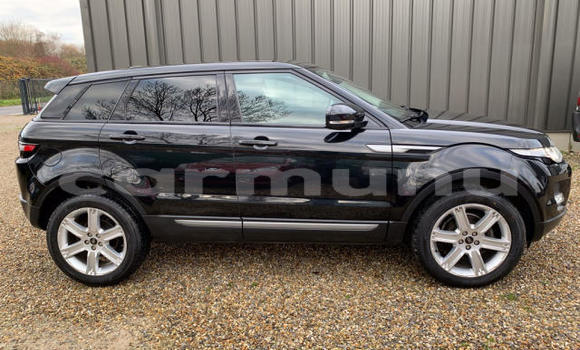 Acheter Occasion Voiture Land Rover Range Rover Evoque Blanc à Brazzaville, Commune de Brazzaville