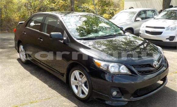 Acheter Occasion Voiture Toyota Corolla Blanc à Brazzaville, Commune de Brazzaville