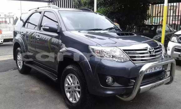 Acheter Occasion Voiture Toyota Fortuner Autre à Brazzaville, Commune de Brazzaville