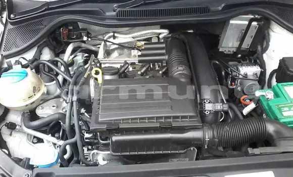 Acheter Occasion Voiture Volkswagen Polo Blanc à Brazzaville, Commune de Brazzaville