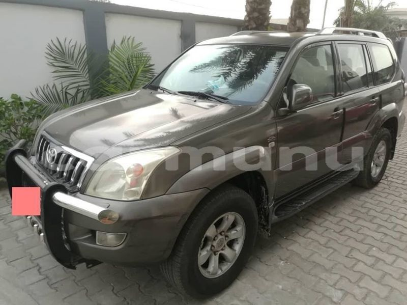 Big with watermark toyota land cruiser prado commune de brazzaville brazzaville 3812
