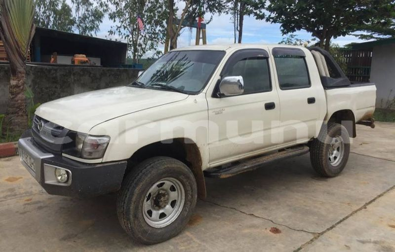 Big with watermark toyota hilux commune de brazzaville brazzaville 3824