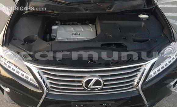 Buy Import Lexus RX 350 Black Car in Import - Dubai in Region of Bouenza