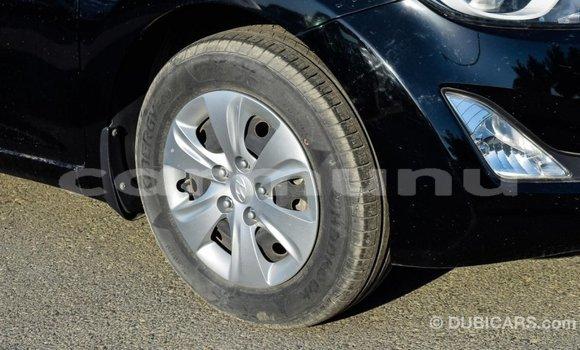 Buy Import Hyundai Elantra Black Car in Import - Dubai in Region of Bouenza