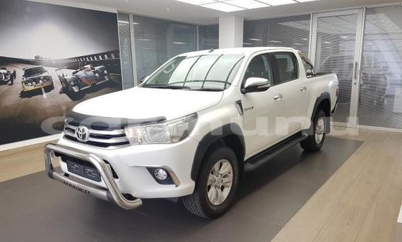 Acheter Occasion Voiture Toyota Hilux Vert à Brazzaville, Commune de Brazzaville
