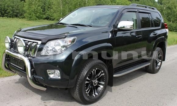 Acheter Occasion Voiture Toyota Land Cruiser Noir à Brazzaville, Commune de Brazzaville