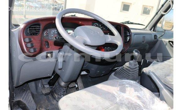 Acheter Importé Utilitaire Hyundai Chorus Blanc à Import - Dubai, Région de la Bouenza