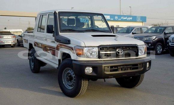 Acheter Importé Voiture Toyota Pickup Blanc à Import - Dubai, Région de la Bouenza