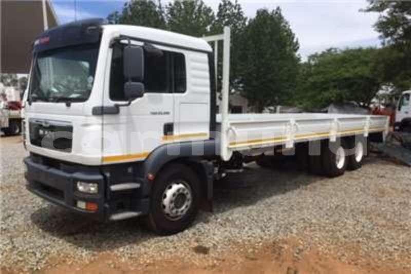 Big with watermark man truck dropside tgm 25 280 bl l 6x2 with dropside 2014 id 60919342 type main