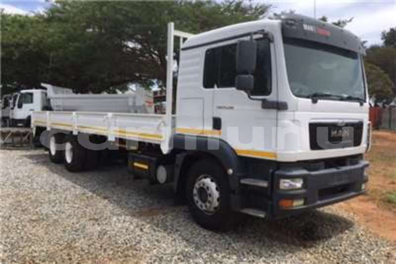Big with watermark man truck dropside tgm 25 280 bl l 6x2 with dropside 2014 id 60919341 type main