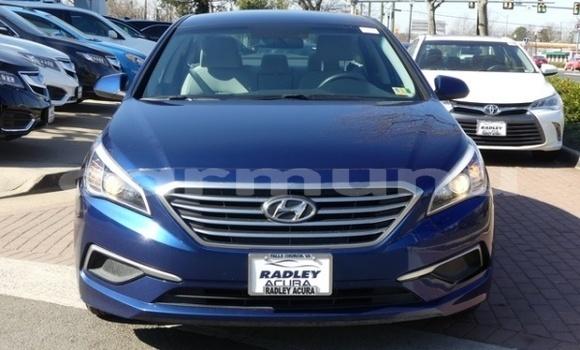 Acheter Occasion Voiture Hyundai Sonata Bleu à Brazzaville, Commune de Brazzaville