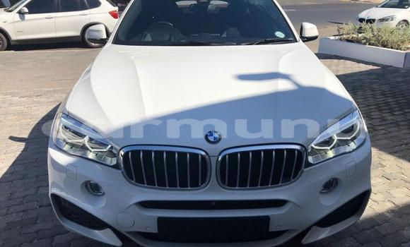 Acheter Occasion Voiture BMW X6 Blanc à Brazzaville, Commune de Brazzaville