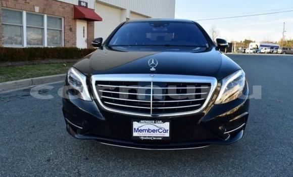 Acheter Occasion Voiture Mercedes-Benz S–Class Noir à Brazzaville, Commune de Brazzaville