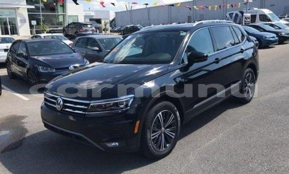 Acheter Occasion Voiture Volkswagen Tiguan Noir à Brazzaville, Commune de Brazzaville