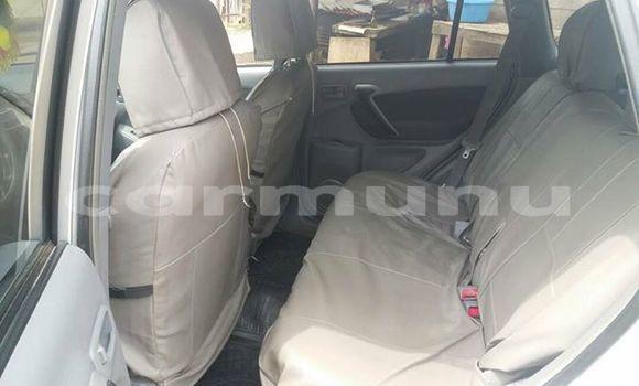 Acheter Occasions Voiture Toyota RAV4 Gris à Pointe-Noire au Région du Kouilou