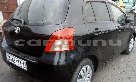 Acheter Occasions Voiture Toyota Vitz Noir à Brazzaville au Commune de Brazzaville